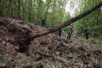 В лесу под Тулой поисковики нашли тайник с гранатами, Фото: 45
