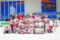 Детский хоккейный турнир на Кубок «Skoda», Новомосковск, 22 сентября, Фото: 25