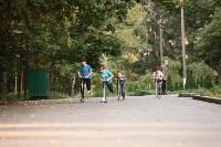 Туляки «погоняли» на самокатах в Центральном парке, Фото: 22
