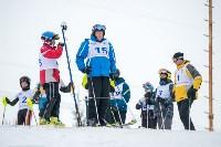 Третий этап первенства Тульской области по горнолыжному спорту., Фото: 52