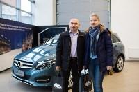 Mercedes-Benz представил обновленный В-класс, Фото: 9
