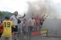 """Файер-шоу от болельщиков """"Арсенала"""". 16 мая 2014 года, Центральный парк, Фото: 26"""