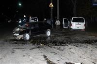 В ДТП на пр. Ленина в Туле ранены два человека, Фото: 3