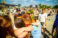 В Туле прошел фестиваль красок и летнего настроения, Фото: 130