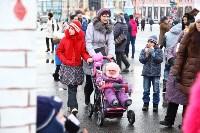Арт-объекты на площади Ленина, 5.01.2015, Фото: 35