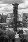 Монумент «Дружба народов». В 1983 году в честь 200-летия воссоединения Грузии с Россией в Москве был установлен «парный» памятник. Это одна из самых известных ранних работ Церетели., Фото: 6