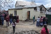 Снос дома в поселке Плеханово, Фото: 2