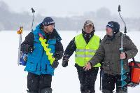 В Туле выбрали лучших рыбаков по ловле на блесну со льда, Фото: 37