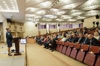 Членов правительства Тульской области научили оказывать первую помощь, Фото: 11