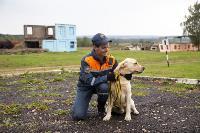 Испытания кинологов в Тульском спасательном центре, Фото: 41