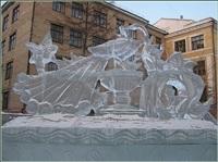 Ледяные скульптуры, Фото: 13