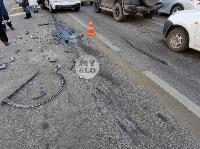 В Туле водитель BMW умер за рулем и устроил ДТП, Фото: 5