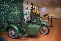 Музей оружия здание-шлем, Фото: 88