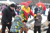 В Центральном парке Тулы прошли масленичные гуляния, Фото: 62