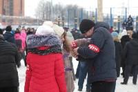 Как туляки провожали зиму на набережной Упы, Фото: 72
