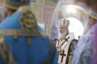 Божественная литургия в храме Сергия Радонежского, Фото: 6