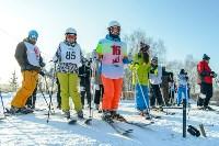 Первый этап чемпионата и первенства Тульской области по горнолыжному спорту, Фото: 75