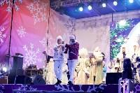 Битва Дедов Морозов и огненное шоу, Фото: 12