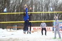 II-й турнир по волейболу на снегу., Фото: 18