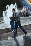 В Пролетарском округе Тулы начали праздновать День города, Фото: 39