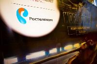 Виртуальные и настоящие танки от «Ростелекома» на тульской земле для журналистов и блогеров ЦФО, Фото: 11