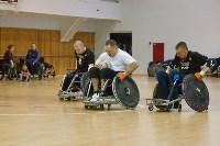 Чемпионат по регби на колясках в Алексине, Фото: 12