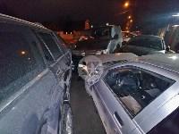 В Туле пьяный водитель устроил массовое ДТП, Фото: 19