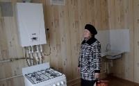 В Дубне жители дома ансамбля промышленной усадьбы Мосоловых получили ключи от новых квартир, Фото: 13