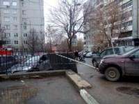 Авария на пересечении ул. Бундурина и ул. Пушкинской. 09.11.2014, Фото: 1