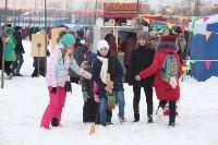 Как туляки провожали зиму на набережной Упы, Фото: 35