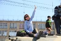 День Победы: гуляния на площади Победы. 9 мая 2015 года, Фото: 55
