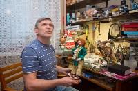 Тульский мастер-кукольник Юрий Фадеев, Фото: 47