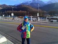 Фотовпечатления тульского волонтера в олимпийском Сочи, Фото: 33
