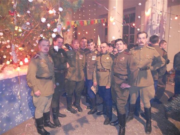 Новый 1946 год)))