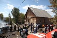 Пожар в Плеханово 9.06.2015, Фото: 66