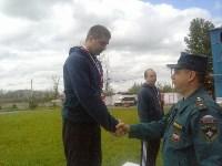 В Туле прошли соревнования по пожарно-прикладному спорту , Фото: 11