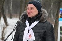 Открытие лыжероллерной трассы в Новомосковске, Фото: 5