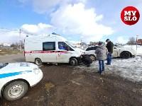 "ДТП скорая и ""Шевроле"" 13.03, Фото: 5"