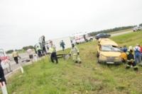 Авария на трассе Тула-Калуга. 04.07.2014, Фото: 10