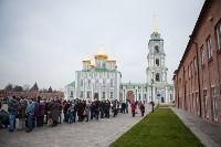 Средневековые маневры в Тульском кремле. 24 октября 2015, Фото: 111