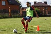 Как футболисты «Арсенала» готовятся к «Тосно», Фото: 24