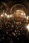 Пасхальное богослужение в Успенском соборе, Фото: 8