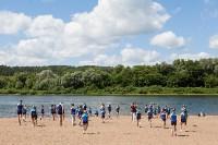 Акробаты и боксеры в летнем лагере, Фото: 120