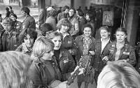 Отъезд стройотряда ТПИ на ударные комм. стройки Нечерноземья. 07.1980., Фото: 4