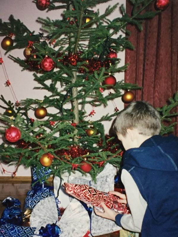 Где чей подарок?
