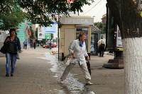 Проспект Ленина затопило, Фото: 3