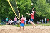 Пляжный волейбол в парке, Фото: 17