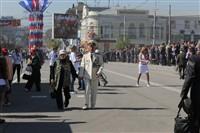 Военный парад в Туле, Фото: 52