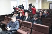 Брифинг руководстав ПФК «Арсенал» с СМИ Тулы, Фото: 9