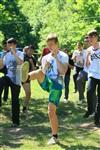 Тульский ОМОН провел боевую подготовку школьников, Фото: 4